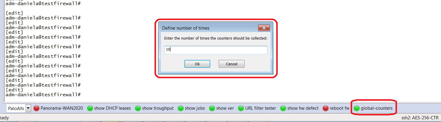 Automate data collection with SecureCRT | itsecworks